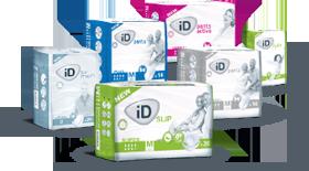couche adulte protection urinaire ID ontex grenoble Echirolles matériel médical