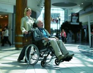 Location fauteuil roulant 4 Grenoble isère Matériel médical