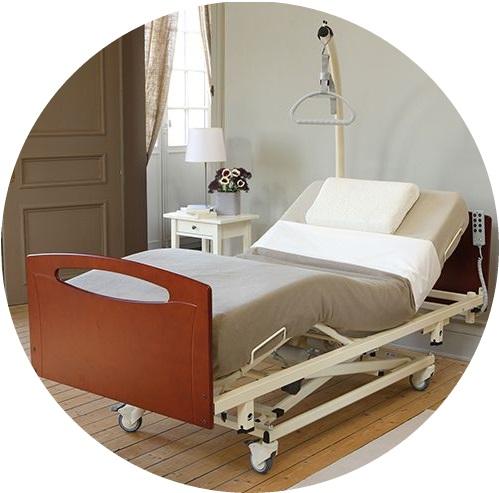 Location lit médicalisé 5 Grenoble Matériel médical