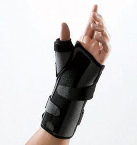 attelle de poignet manurhizo matériel médical grenoble
