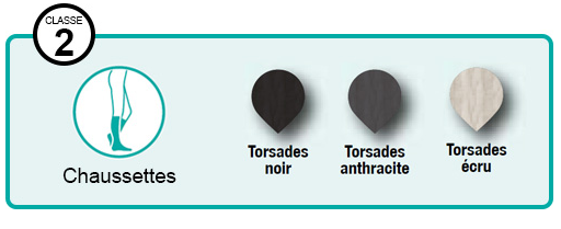 coloris venoflex fast laine matériel médical grenoble