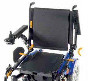 fauteuil roulant Quickie-Salsa-R2 matériel médical grenoble 6