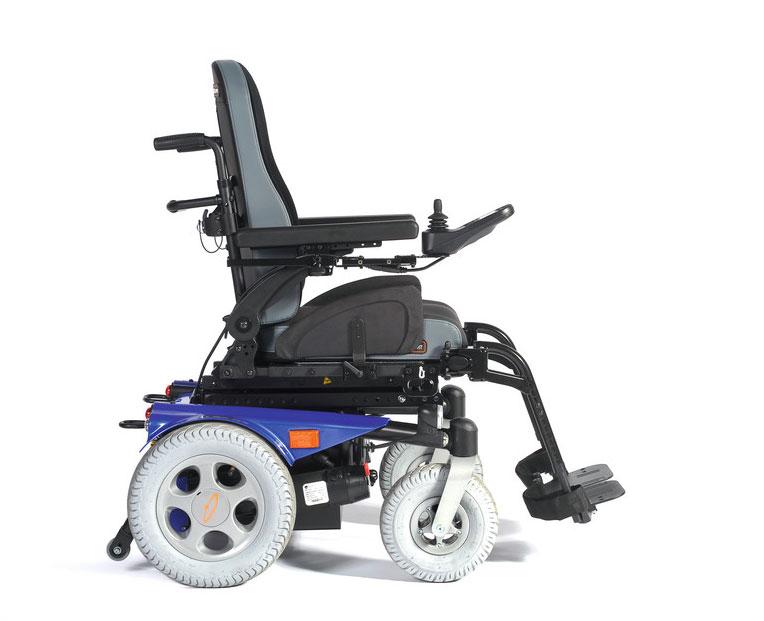 Access medical fauteuil roulant lectrique quickie salsa r2 access medical - Largeur des portes pour fauteuil roulant ...