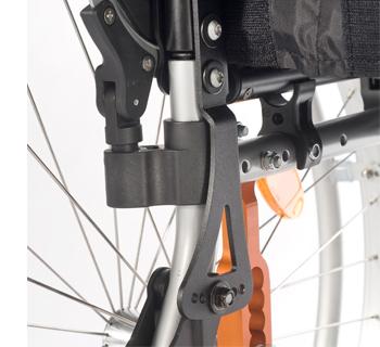 fauteuil roulant Quickie Life matériel médical grenoble 1