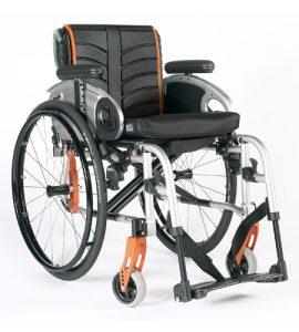 fauteuil roulant Quickie Life matériel médical grenoble