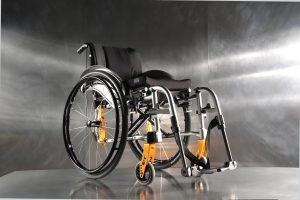 fauteuil roulant Quickie Life matériel médical grenoble 5