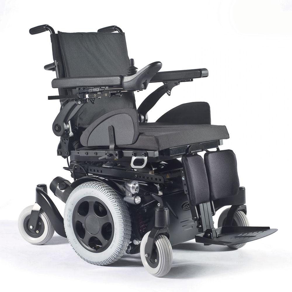 fauteuil roulant Quickie-Salsa-M2 matériel médical grenoble 8