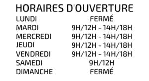 horaires ouverture ACCESS MEDICAL ECHIROLLES