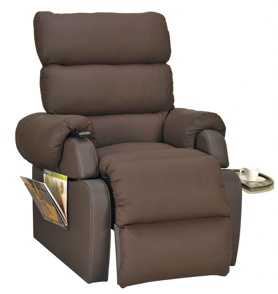 fauteuil releveur cocoon électrique matériel médical grenoble