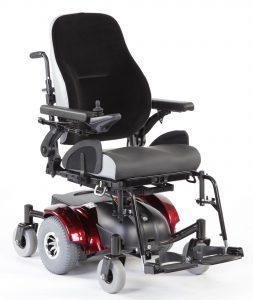 fauteuil roulant Quickie-Hula matériel médical grenoble 6