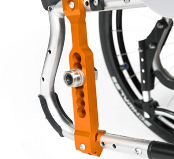fauteuil roulant Quickie Life matériel médical grenoble 3