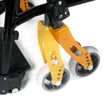 fauteuil roulant Quickie Life matériel médical grenoble 4