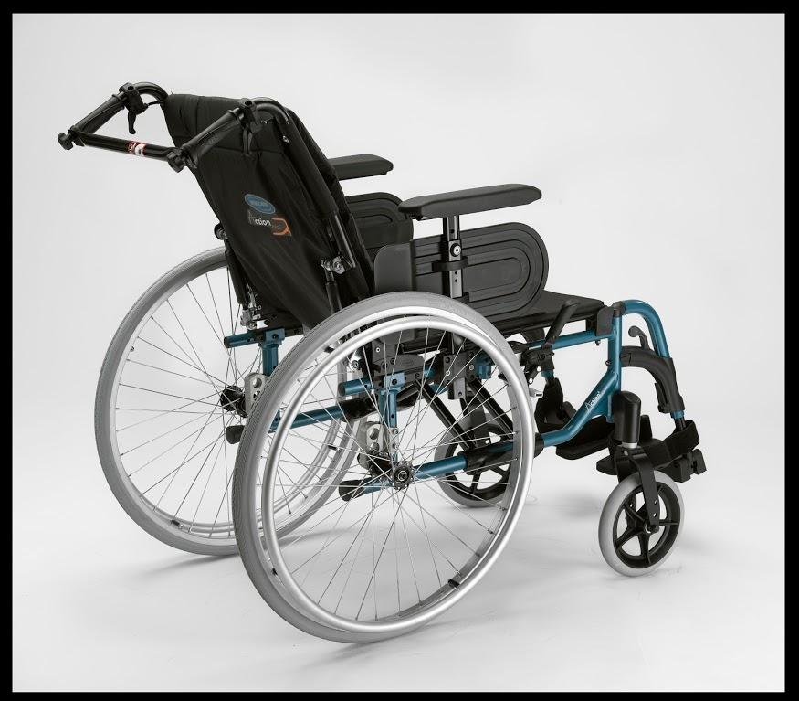 fauteuil roulant invacare action matériel médical grenoble 8